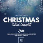 Christmas Carol Concert @ St Mary's Church (Eaton Socon)